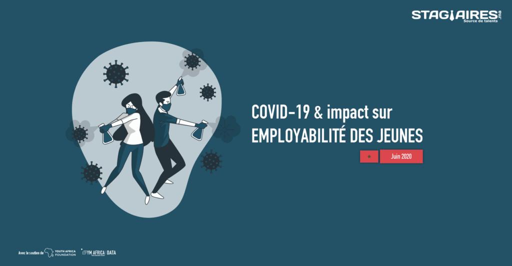 COVID-19 et impact sur l'employabilité des jeunes au Maroc